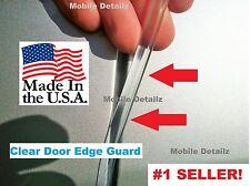 CHEVROLET Trim 4 Door Kit (USA Made!)  CLEAR DOOR EDGE GUARDS fits: (Cruze)