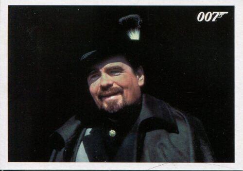 James Bond Archives 2016 Spectre Moonraker Chase Card #16