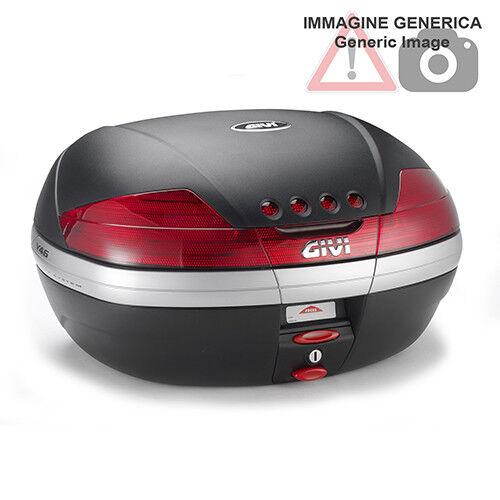 Schienalino (nero) con imbottitura in gommapiuma per V46 GIVI E95S