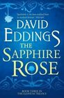 The Sapphire Rose by David Eddings (Paperback, 2015)