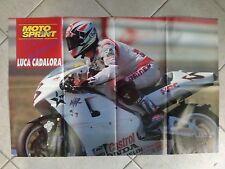 Q63 Poster Luca Cadalora  80 x 55 cm.