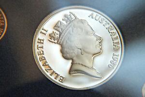 1986  TWENTY CENT /'PLATYPUS/' PROOF COIN