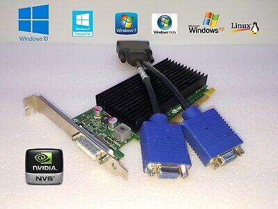 Windows 10 HP Pavilion p6649c p6653w p6654y p6670t DVI 1GB HD Video Card