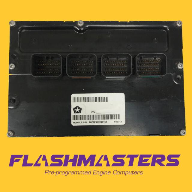 2005 Chrysler Sebring 2.4L PCM ECM ECU Part# 4896578 REMAN Engine Computer