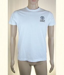 T-Shirt-Maglietta-Uomo-FRANKLIN-amp-MARSHALL-Made-in-Italy-I412-Tg-M-XL