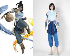 Avatar The Legend of Korra Korra cosplay costume *Tailored*