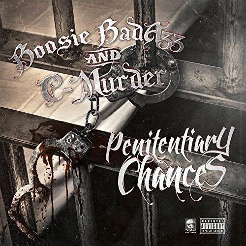 1 of 1 - Boosie Badazz, C-Murder - Penitentiary Chances [New CD] Explicit