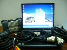 MB C3 star for truck and car+ Xentry 03/2016software + D630 laptop A++++Quality