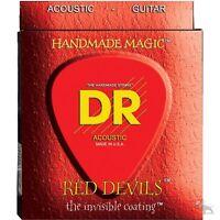 Dr Strings Rda-13 K3 Red Devils Medium Heavy Acoustic Guitar (13-56)