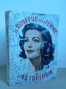 Il-Portafortuna-Della-Donna-Per-Astrologia-Jeans-Copart-Arista-Spica-Fleury-1954