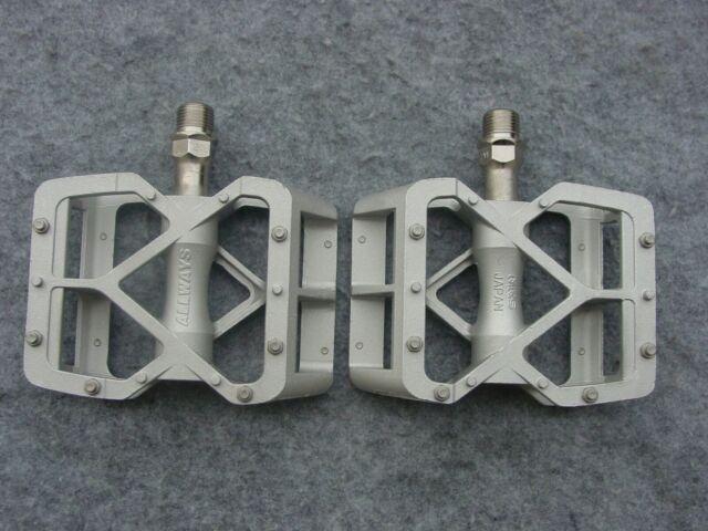Kc02 MKS Mikashima Pedal Always Aluminum Triple Shield Bearing MTB 112-085 for sale online