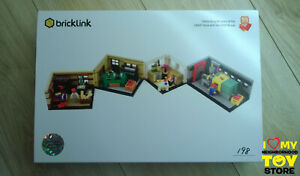 Discipliné In Stock - Lego Bl19008 Bricklink The Lego Story (2019) - Misb 198/2500 Ltd. Ed.