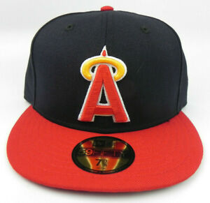 CALIFORNIA-ANAHEIM-LA-ANGELS-VINTAGE-59FIFTY-FITTED-SIZES-NEW-ERA-CAP-NEW-RARE