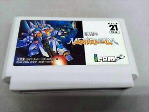 Metal-Storm-NES-Nintendo-Famicom-FC-Game-Soft-Cartridge-Japan-Good-Condition