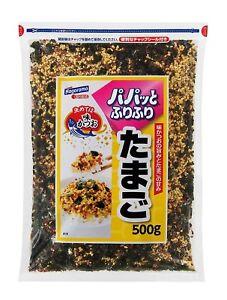 Furikake-Tamago-034-Papatto-Furifuri-034-Hagoromo-500-g
