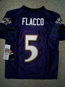 Details about Baltimore Ravens JOE FLACCO nfl INFANT BABY NEWBORN Jersey 12M 12 M 12 Months