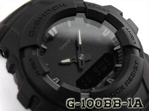 CASIO-G-SHOCK-G100BB-1A-G-100BB-1A-ALL-BASIC-MATTE-BLACK-DUAL-TIME-NEOBRITE
