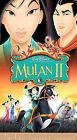 Mulan II (VHS, 2005)
