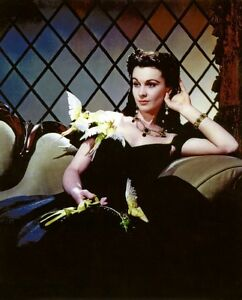 VIVIEN-LEIGH-GONE-WITH-THE-WIND-SCARLETT-039-O-039-HARA-039-S-034-LOST-COSTUME-034-PHOTOGRAPH