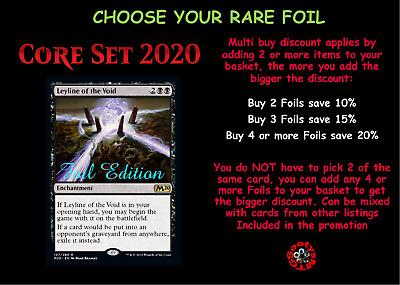 MTG Throne of Eldraine ELD Choose your Rare FOIL NEW In Stock Multi-Buy Discount