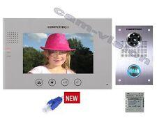"IP Netzwerk-Video-Türsprechanlage mit 7"" LCD,700TVL Kamera/Smartphone-Tablet App"