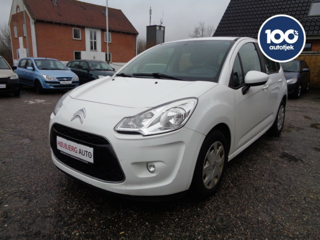 Citroën C3 1,6 HDi 90 Seduction Diesel modelår 2011 km…