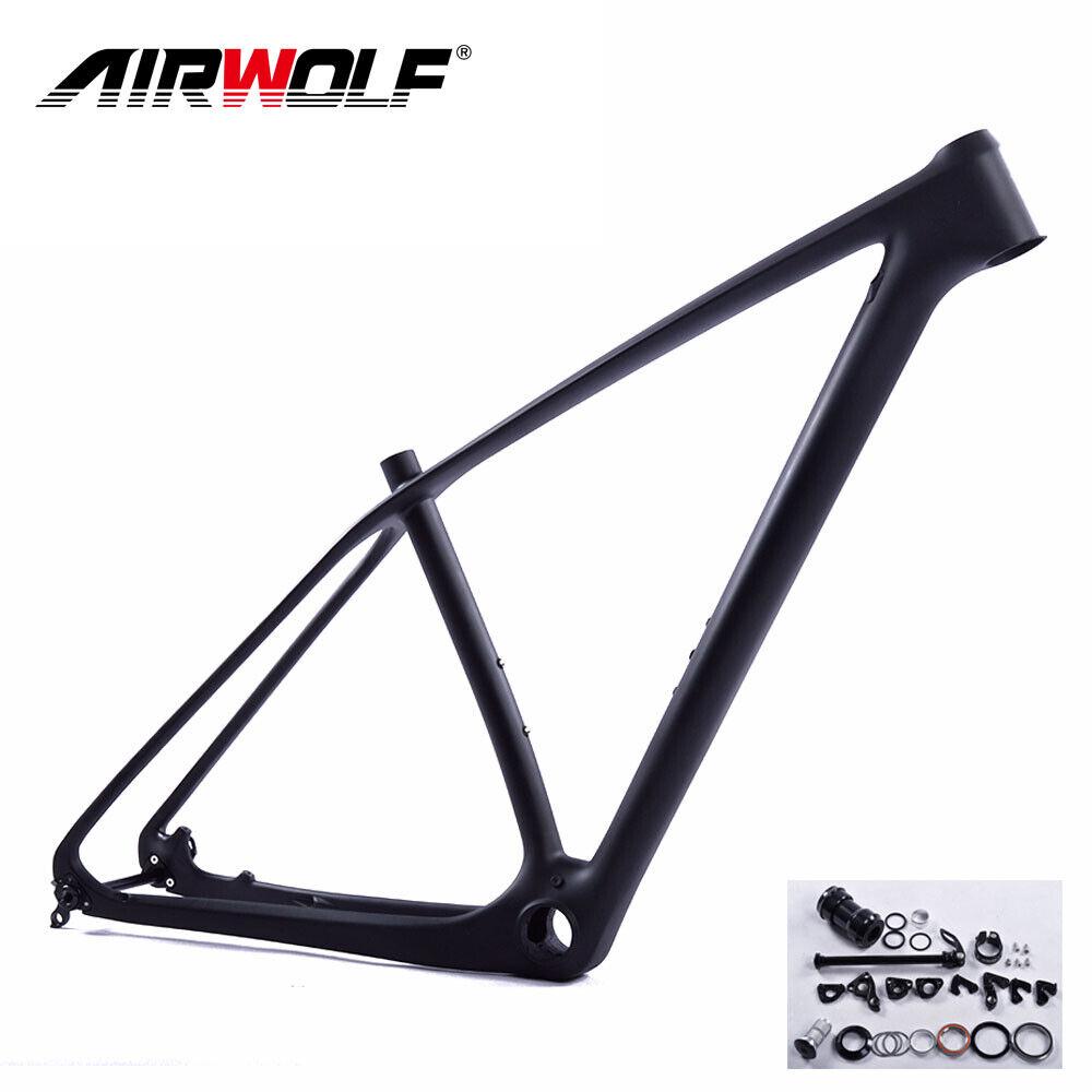 27.5ER 17 Glossy Carbon Mountain Bike Frame PF30 light carbon mtb bicycle frame