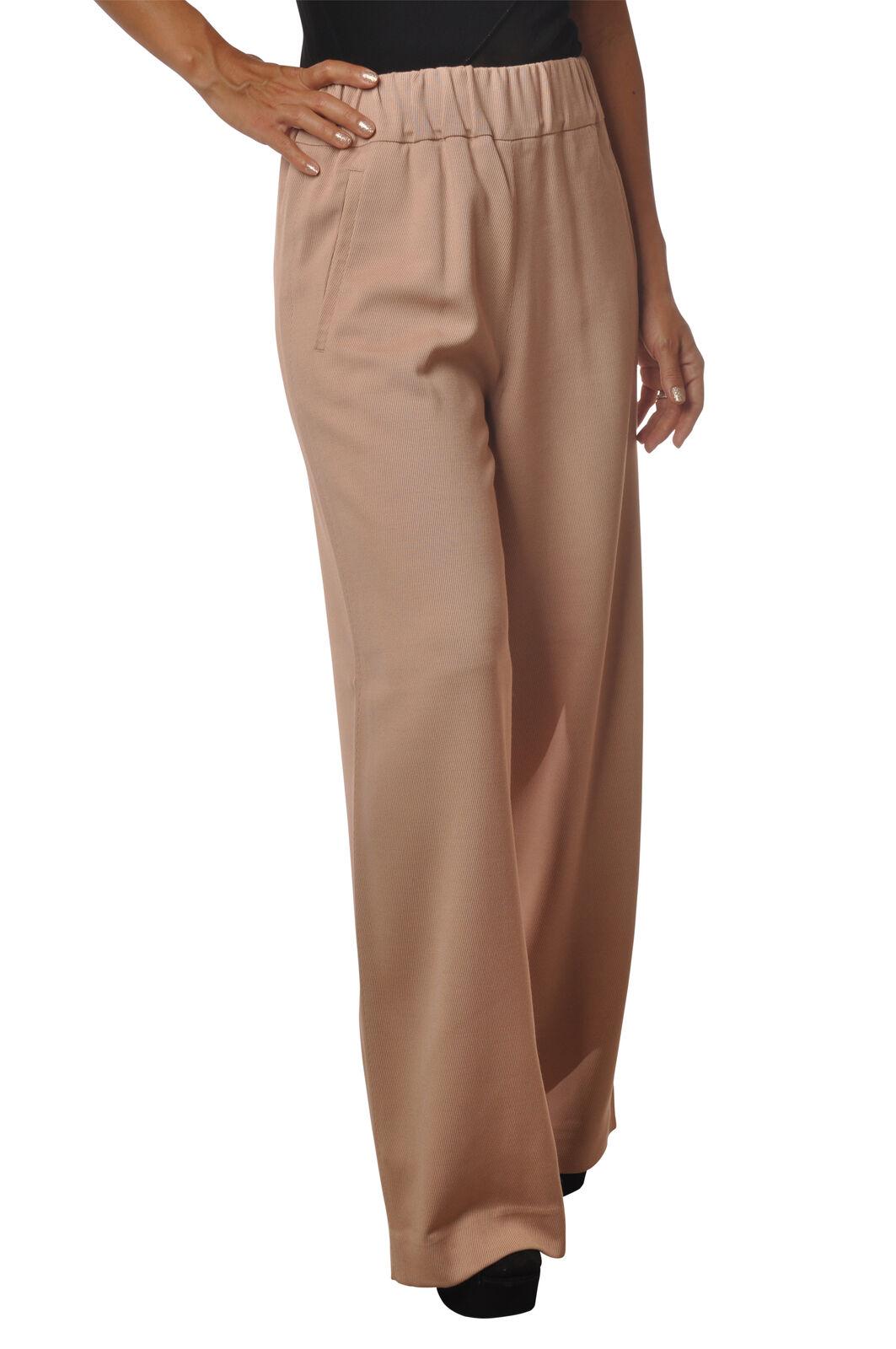 Meme - Pants-Pants - Woman - Pink - 5486225I183244