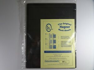 Hagner-Stock-Sheets-Single-Sided-5-Strip-Packet-of-10-Pages