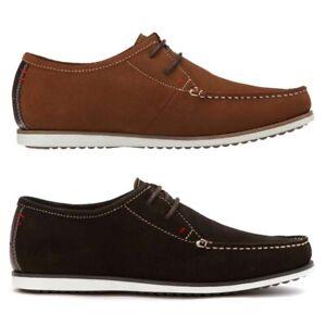 NEW-Mens-Hush-Puppies-Briggs-Portland-Moccasin-Shoe-Choose-Size-amp-Color