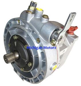 zf hurth zf 45c marine transmission 1 1 gear ratio new in stock rh ebay com ZF PK 7500 Parts ZF Axle Parts