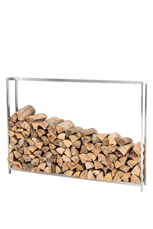 Kaminholzständer Kaminholzständer Kaminholzständer Forest Brennholzständer Kaminholzhalter rostfreier Edelstahl 799b8e