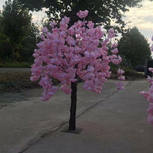 120cm Pink Cherry Blossom Tree