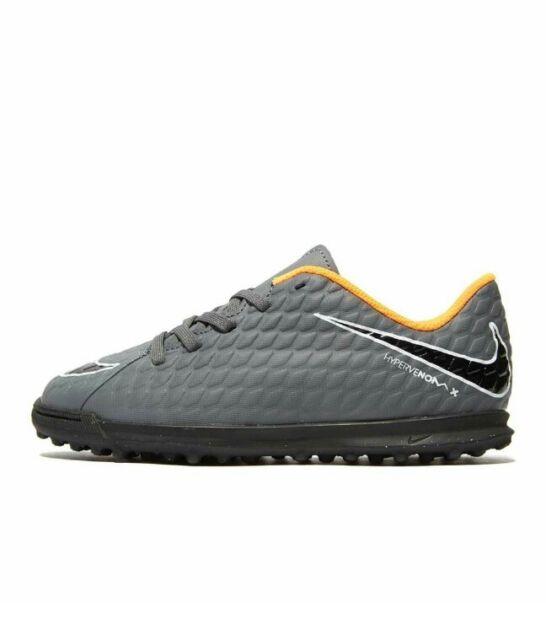 4aa2bfc67339 ireland nike hypervenom phantomx 3 club tf astro turf childrens football  boots size 11 346d5 458cc