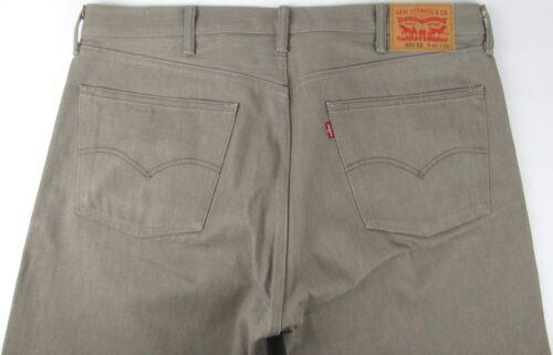 Levi's 501XX Sand Beige Denim 90's Jeans Sz 40 x 3