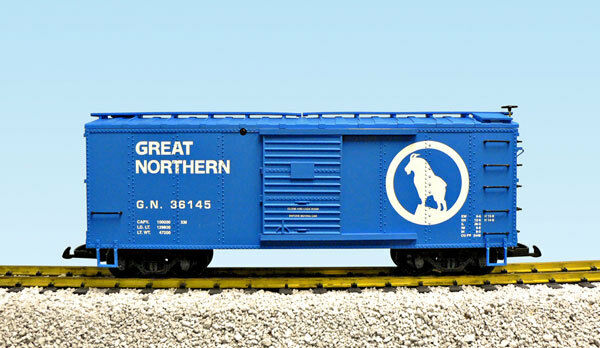 USA Trains G Scale R19115A Great Northern #36144 - Blue