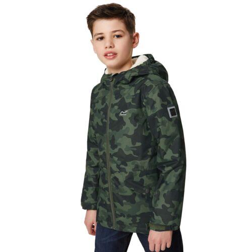 Regatta Sawyer Kids Waterproof Insulated Jacket