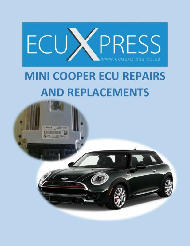 MINI Cooper ECU Repairs | Randburg | Gumtree Classifieds South