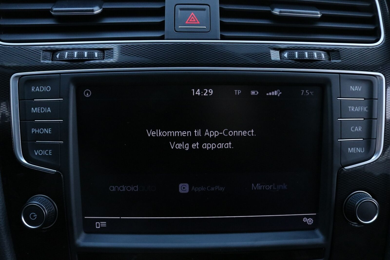 VW Golf VII GTi Performance DSG BMT