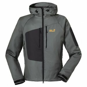 Details zu Jack Wolfskin Impulse Jacket Herren Softshell Jacke extrem atmungsaktiv leicht