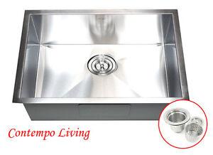 26-Stainless-Steel-Zero-Radius-Undermount-Kitchen-Sink
