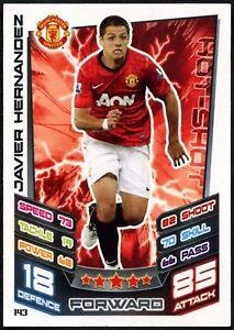 Matchwinner Match Attax 16/17 2017-381 Javier Hernandez