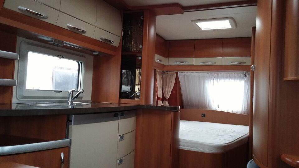 Velholdt 2011 Hobby 560..dobbeltseng