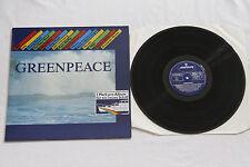 Greenpeace - Künstler unterstützen Greenpeace -Bap,Marius,Trio..Ger 1984 LP - NM