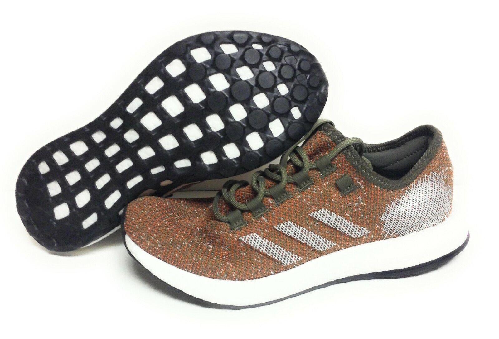 Size 9.5 - adidas PureBoost Raw Khaki for sale online | eBay