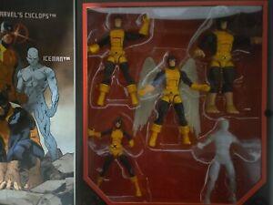 "Marvel Legends All New X-Men figure set Cyclops, Iceman, Beast figure  6"""