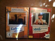 Astrid Lindgren [2 DVD] Michel bringt die Welt in Ordnung+ Karlsson auf dem Dach