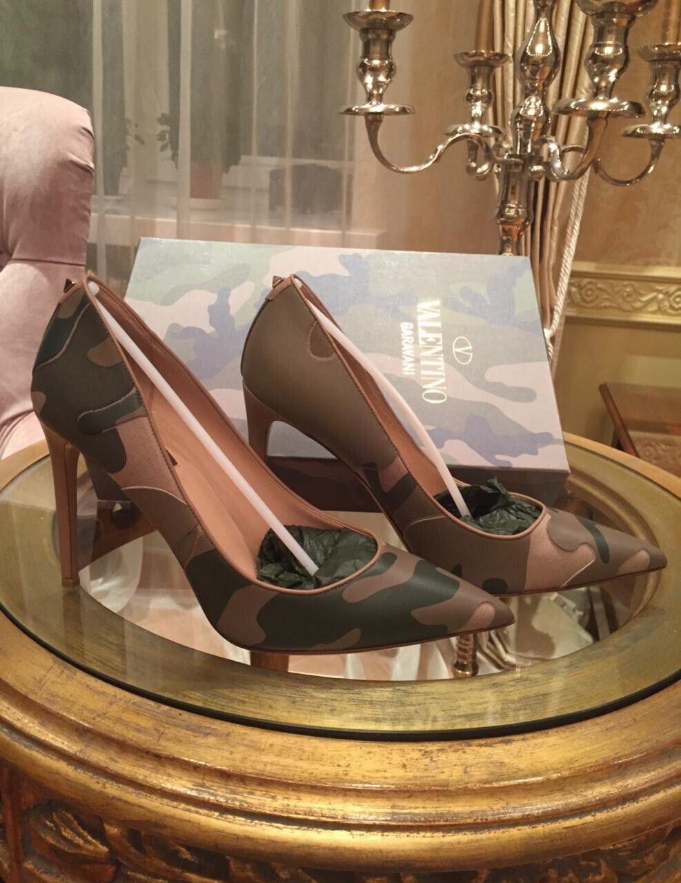 con il 100% di qualità e il 100% di servizio Valentino Garavani donna High High High Hill scarpe  economico in alta qualità