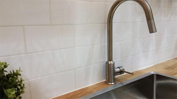 White Matt 75x150 Subway Ceramic Tile Bathroom Kitchen Laundry Wall For Sale Online Ebay