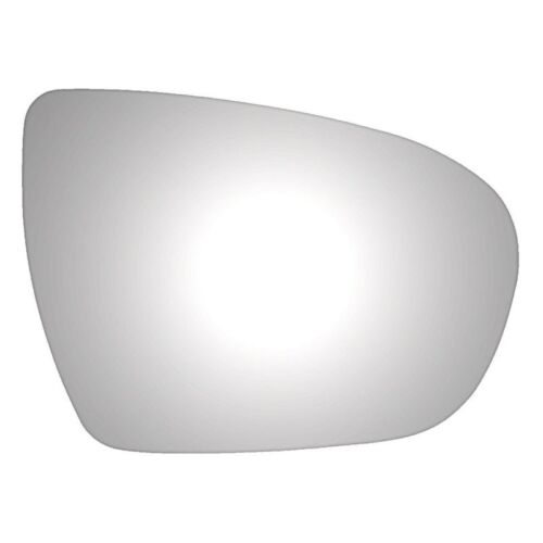 Mirror Glass For 11-13 Kia Optima Passenger Side Replacement